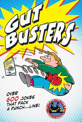 Gut Busters! By Pellowski, Mike
